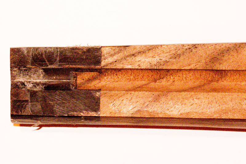 Martini forend detail