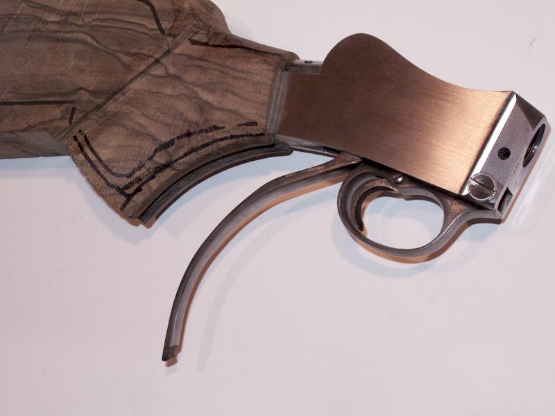 Martini lever forging